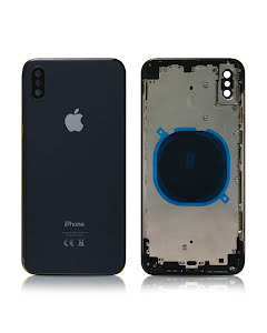 iPhone XS Max Housing without small parts HQ Space Gray