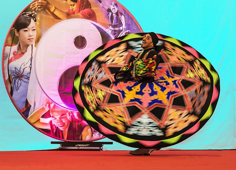 Danza dei Dervisci rotanti di danisca