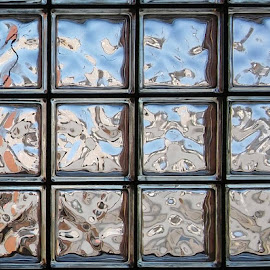 Bathroom wall by Martin Stepalavich - Artistic Objects Glass (  )