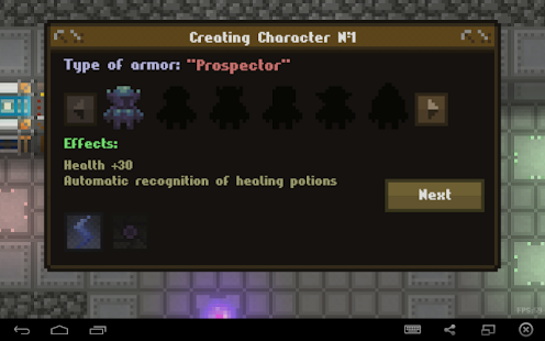 Caves (Roguelike)- screenshot thumbnail