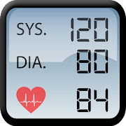 Blood Pressure Checker Diary - BP Info -BP Tracker