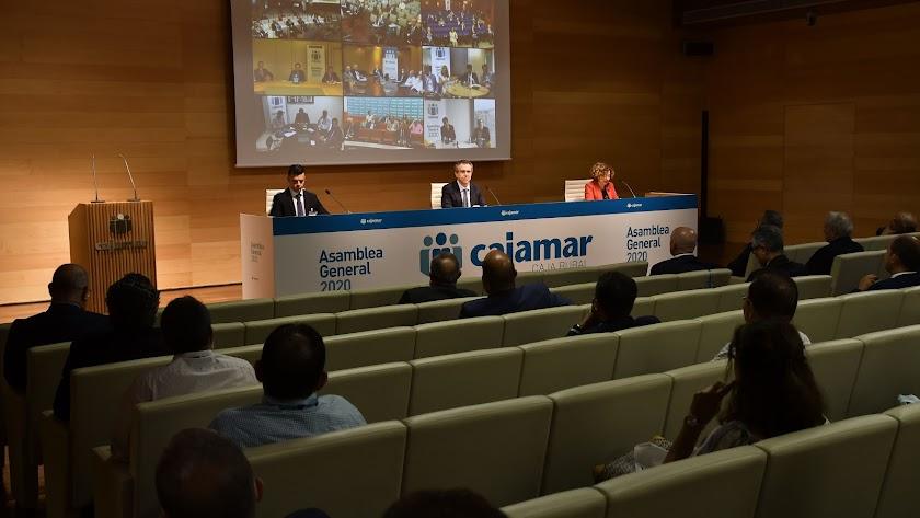 La Asamblea con asistencia de 180 delegados se celebró presencialmente en la Casa de las Mariposas y por videoconferencia en nueve delegaciones.
