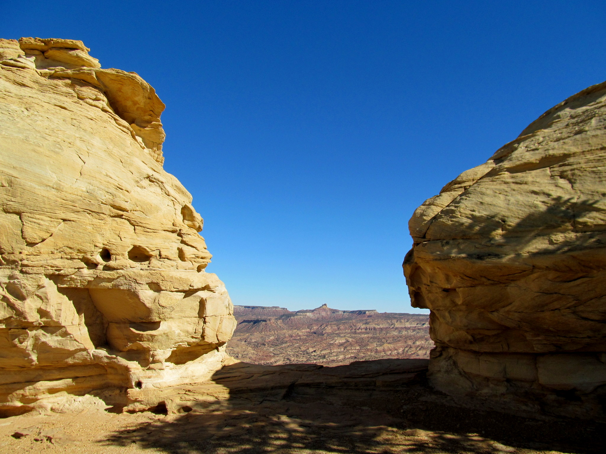 Photo: The Window, overlooking Red's Canyon