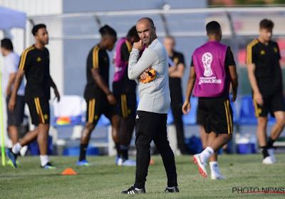 """Martinez encense un de ses médians: """"C'est un élément essentiel de notre équipe"""""""