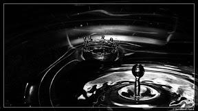 Tanz der Wassertropfen