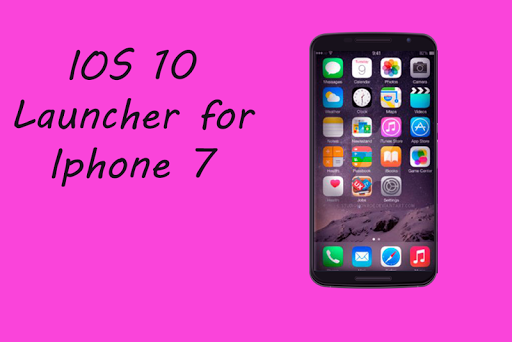Launcher theme for iPhone7+ app (apk) free download for Android/PC/Windows screenshot