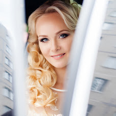 Wedding photographer Nadezhda Alekseeva (Nadiza). Photo of 10.10.2015