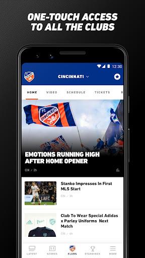 MLS MatchDay 2011 screenshot 3