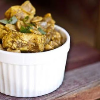 Clean Eating Chicken Korma