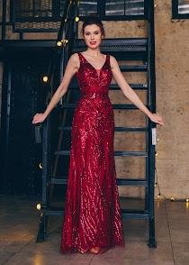 3aaf69fd3d5 Красные свадебные платья 2018  282 фото красных и красно-белых платьев