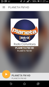 PLANETA FM HD screenshot 0