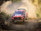 Thierry Neuville rukt op naar vijfde plaats in Rally van Finland