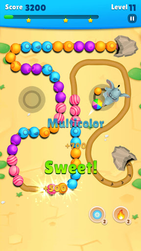 Marble Wild Friends screenshot 3