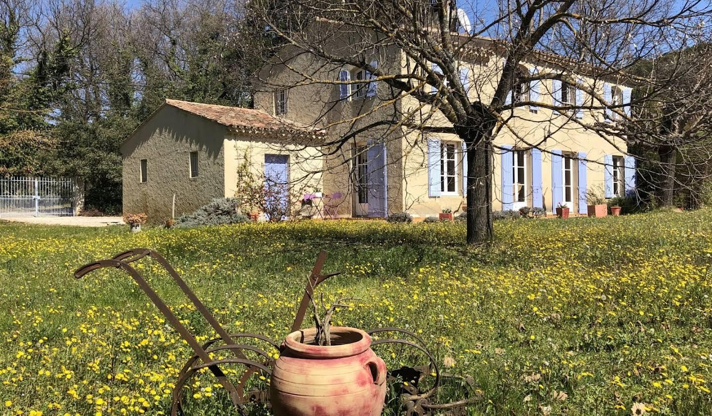 Villa with terrace Vaison-la-Romaine