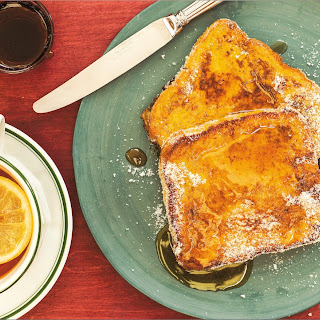 Sweet! Cardamom Doughnut Brioche French Toast.