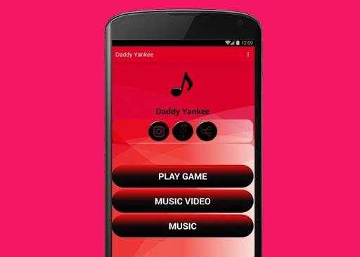 Daddy Yankee - Calma Piano Game screenshot 1