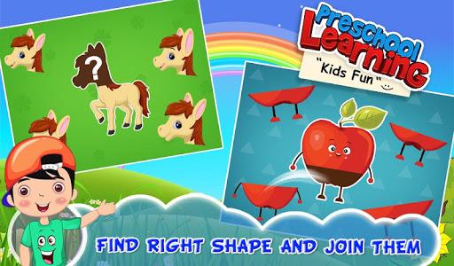 Preschool Learning Kids Fun v1.0.0