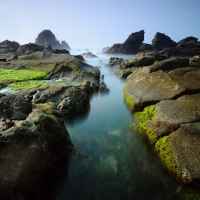 Hard and Soft by Alfonso Reno - Landscapes Waterscapes ( waterscape, sawarna )
