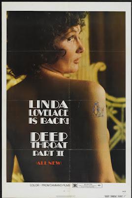 Deep Throat Part II (1974, USA) movie poster