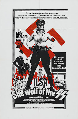 Ilsa, She Wolf of the SS (1975, USA / Germany) movie poster