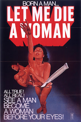 Let Me Die a Woman (1978, USA) movie poster