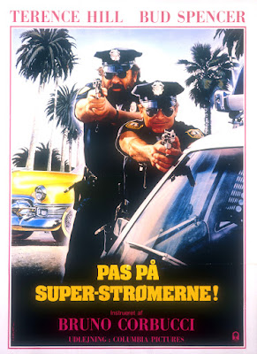 Miami Supercops (1985, Italy) movie poster