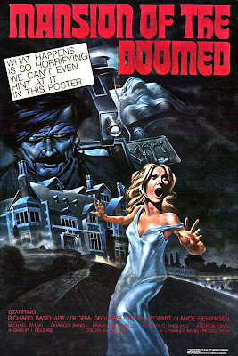 Mansion of the Doomed (1976, USA) movie poster