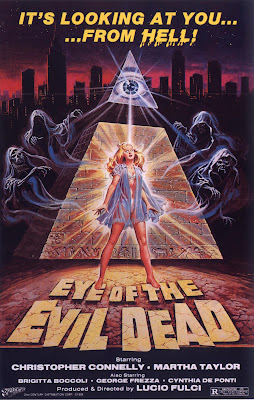Manhattan Baby (aka Eye of the Evil Dead) (1982, Italy) movie poster