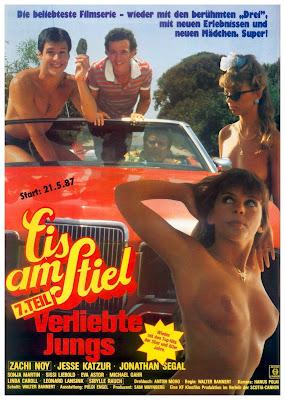 Lemon Popsicle 7: Young Love (Ahava Tzeira) (1987, Israel / Germany) movie poster