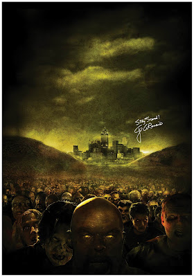 Land of the Dead (2005, USA / Canada / France) movie poster