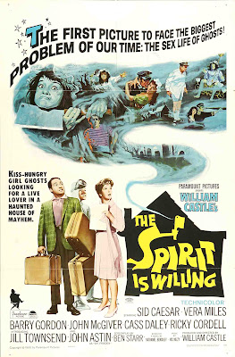 The Spirit Is Willing (1967, USA) movie poster