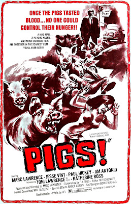 Pigs (Daddy's Deadly Darling) (1972, USA) movie poster