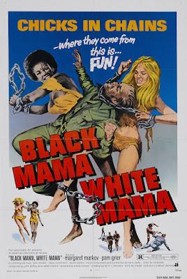 Black Mama, White Mama (1972, USA / Philippines)