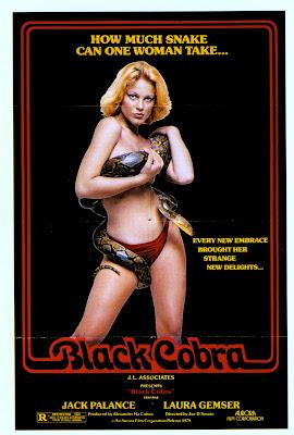 Black Cobra (Eva nera) (1976, Italy) movie poster