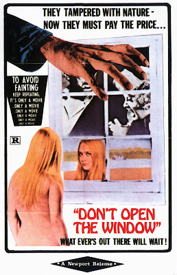 Don't Open the Window (Non si deve profanare il sonno dei morti / Do Not Speak Ill of the Dead, aka The Living Dead at Manchester Morgue) (1974, Spain / Italy) movie poster