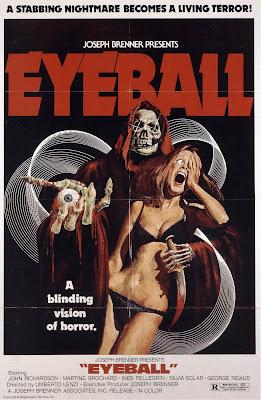 Eyeball (Gatti rossi in un labirinto di vetro) (1975, Italy / Spain) movie poster