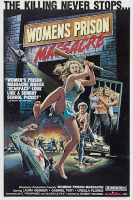 Women's Prison Massacre (Emanuelle fuga dall'inferno / Emanuelle Escapes from Hell) (1983, Italy / France)