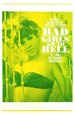 Bad Girls Go to Hell (1965, USA) movie poster