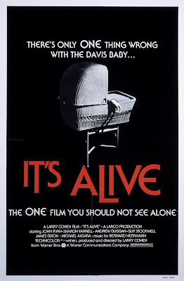 It's Alive (1974, USA) movie poster