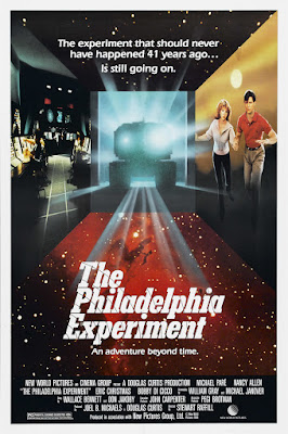 The Philadelphia Experiment (1984, USA) movie poster