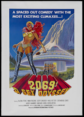 2069: A Sex Odyssey (Ach jodel mir noch einen) (1974, Germany / Austria) movie poster