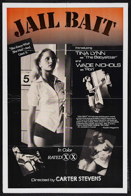 Jail Bait (1976, USA) movie poster