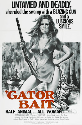 Gator Bait (1974, USA) movie poster