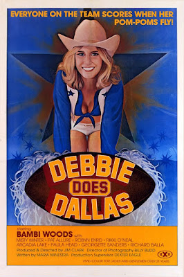 Debbie Does Dallas (1978, USA) movie poster
