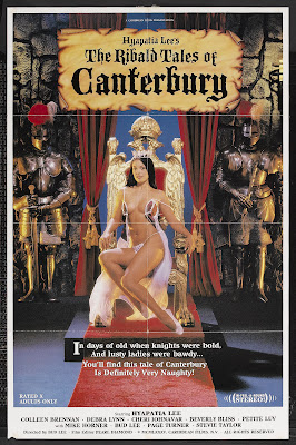 Ribald Tales of Canterbury (1985, USA) movie poster