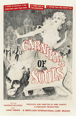 Carnival of Souls (1962, USA) movie poster