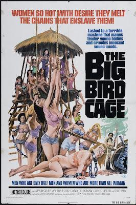 The Big Bird Cage (aka Women's Penitentiary II) (1972, USA / Philippines) movie poster
