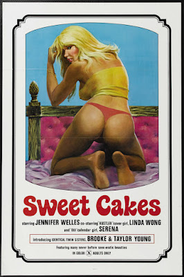 Sweet Cakes (1976, USA) movie poster