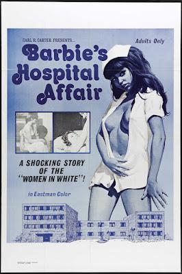 Barbie's Hospital Affair (1970, USA) movie poster