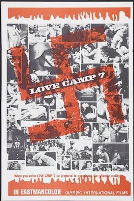 Love Camp 7 (1969, USA) movie poster